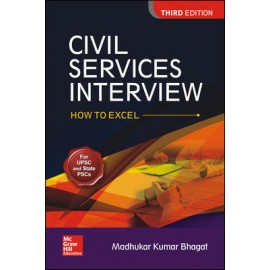 Civil Services Interview by 3rd Edition Madhukar Kumar Bhagat