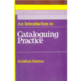 Vikas An Introduction to Cataloguing Practice