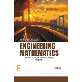 A Textbook of Engineering Mathematics Sem I by NP Bali