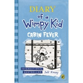 Diary of a Wimpy Kid-Cabin Fever (Book 6) by Jeff Kinney