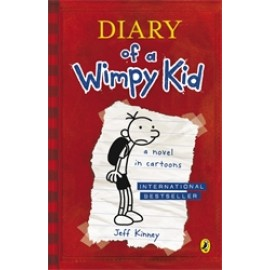 Diary of a Wimpy Kid- (Book 1) by Jeff Kinney