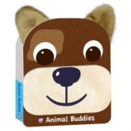Animal Buddies: Puppy Board Book by Roger Priddy