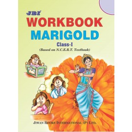 Jiwan Workbook Marigold for Class 1 by SK Puri