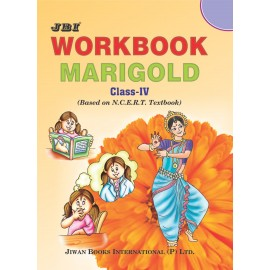 Jiwan Workbook Marigold for Class 4 by SK Puri