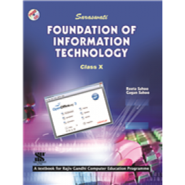 New Saraswati Foundation of Information Technology Textbook for Class 10