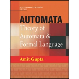 Theory of Automata and Formal Languages by Amit Gupta