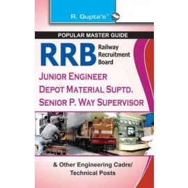 RPH RRB—Junior Engineers/Depot Material Suptd etc. Exam Guide (R-322) - 2018