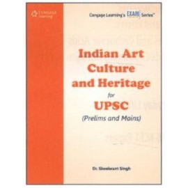 Cengage Indian Art, Culture and Heritage