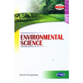 SK Kataria & Sons Environmental Science by Smriti Srivastava
