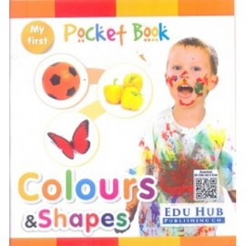 Edu Hub My First Pocket Book of Colours & Shapes