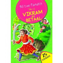 Little Scholarz Tales of Vikram and Betaal (S-047)
