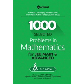 Arihant A Problem Book In Mathematics for IIT JEE by Dr. SK Goyal