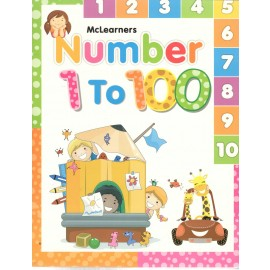 Mclearners Number Book 1 to 100