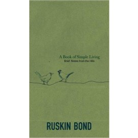Speaking Tiger A Book of Simple Living by Ruskin Bond