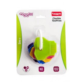 Funskool Giggles Clackie Toothies Teether (5217200)