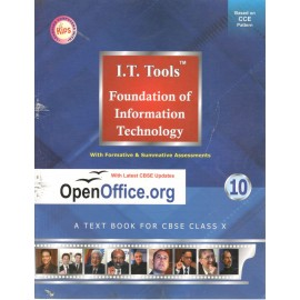 Kips I.T. Tools Foundation with OpenOffice.org of Information Technology for Class 10