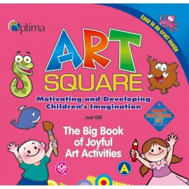 Optima Art Square-A for Pre Primary by Joel Gill