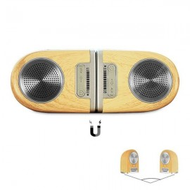 Premium Magnetic Dual Channel Speakers