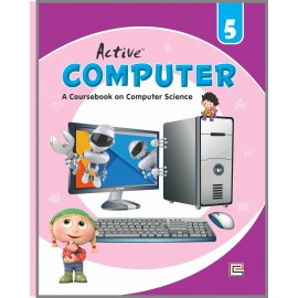 Full Circle Active Computer Coursebook for Class 5