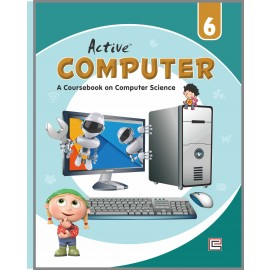 Full Circle Active Computer Coursebook for Class 6