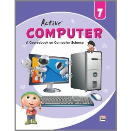 Full Circle Active Computer Coursebook for Class 7