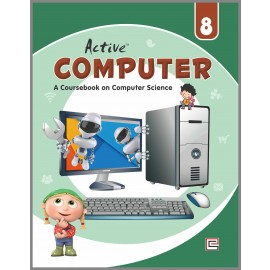 Full Circle Active Computer Coursebook for Class 8