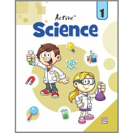 Full Circle Active Science for Class 1 by Vikram Mehta, Stainly D'souza