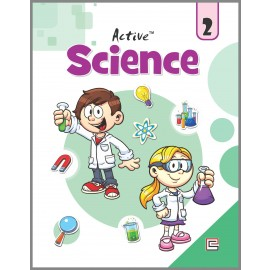 Full Circle Active Science for Class 2 by Vikram Mehta, Stainly D'souza