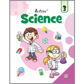 Full Circle Active Science for Class 3 by Vikram Mehta, Stainly D'souza
