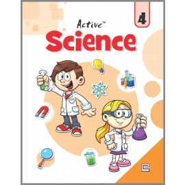 Full Circle Active Science for Class 4 by Vikram Mehta, Stainly D'souza