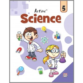 Full Circle Active Science for Class 5 by Vikram Mehta, Stainly D'souza