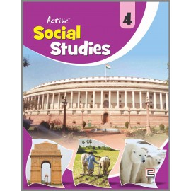 Full Circle Active Social Science for class 4 by A K Singh , Vineeta Saxena