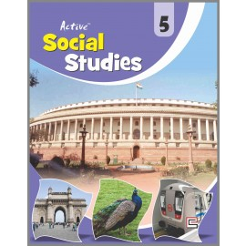 Full Circle Active Social Science for class 5 by A K Singh , Vineeta Saxena