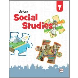 Full Circle Active Social Science for class 7 by A K Singh , Vineeta Saxena