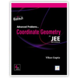 Shri Balaji Advanced Problems in Co-ordinate Geometry For JEE by Vikas Gupta