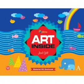Optima Art Inside Part-A for Pre Primary by Joel Gill
