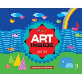 Optima Art Inside Part-B for Pre Primary by Joel Gill