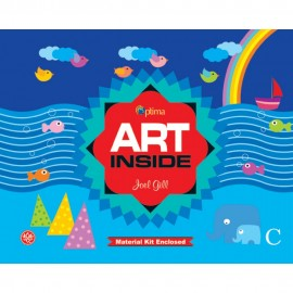 Optima Art Inside Part-C for Pre Primary by Joel Gill
