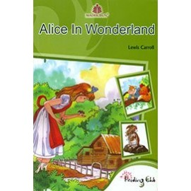 Madhuban Alice In Wonderland by Lewis Carroll