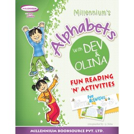 Millennium's Alphabets Fun Reading & Activities