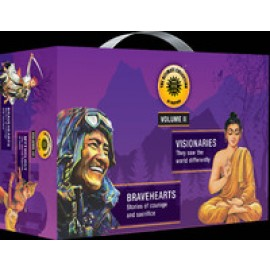 Amar Chitra Katha The Ultimate Collection Vol 2 (Set of 100 Books) (English)