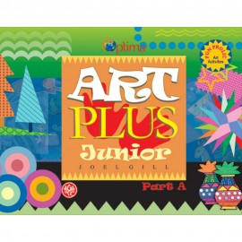 Optima Art Plus-A for Pre Primary by Joel Gill