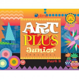 Optima Art Plus-B for Pre Primary by Joel Gill