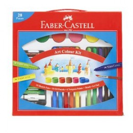 Faber-Castell Art Colour Kit