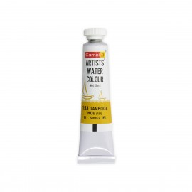 Camlin Kokuyo Artists' Water Colour Tubes 20ml (Tint & Shades of Yellow Colour)
