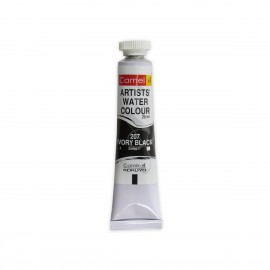 Camlin Kokuyo Artists' Water Colour Tubes 20ml (Tint & Shades of Black Colour)