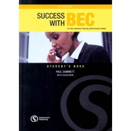 Success with BEC (Vantage) Student's Book by Summertown
