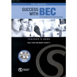Success with BEC (Preliminary) Teacher's Book by Summertown
