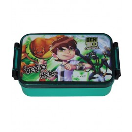 Ben 10 Lunch Box (Green)