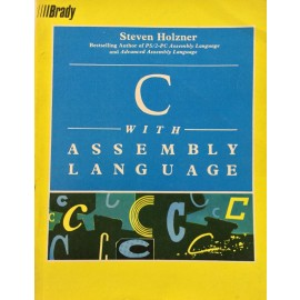 BPB C With Assembly Language by Steven Holzner